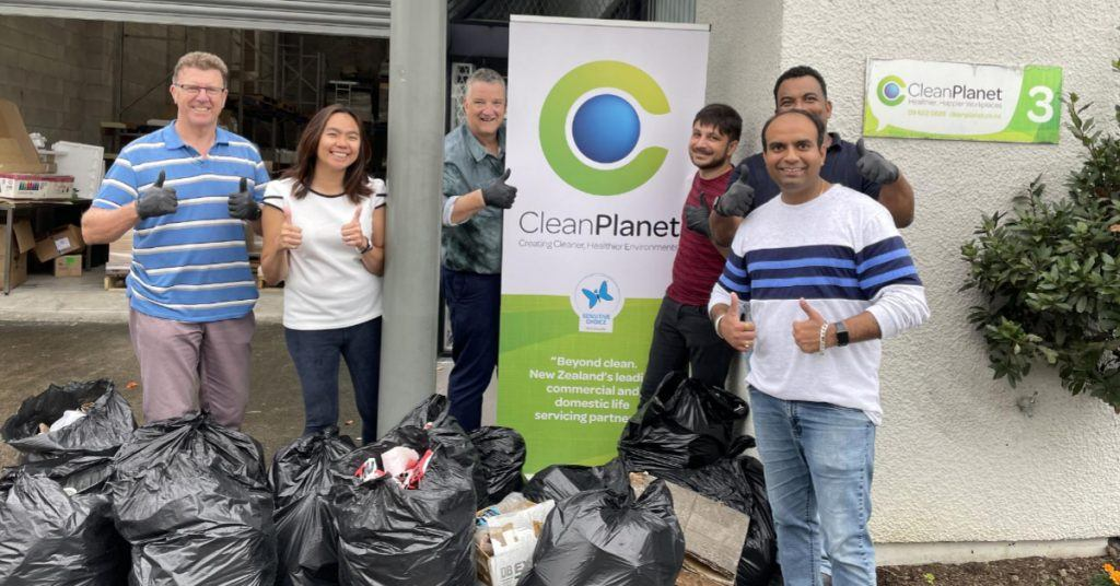 Clean Planet | Earth Day